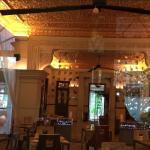 sala ristorante e colazione