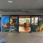 Visitor Center Entrance.