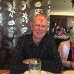 The Golding's Christmas dinner 2014