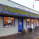 Ptarmigan Arts, Homer's Cooperatively owned art gallery