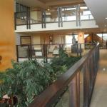 A 3 floor hotel