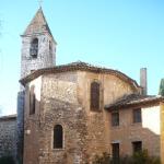 il retro della chiesa di Place de la Liberation