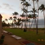 Sunrise at Kihei
