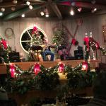 Christmas Dinner - live singer at Grub Steak Restaurant