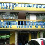 Restaurante en planta baja del Hotel Residencial El Valle