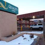 Exterior of Quality Inn, Durango
