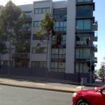 External Apartment view
