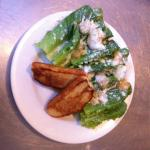 Good Cesar salad !