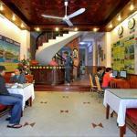 Reception at Hoa My 2 hotel