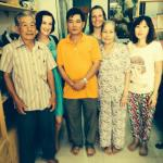 Our new adoptive family in Vietnam, the Nguyen family. Such hearty, loving people! Thanks so muc