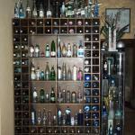 Aguas minerales (Restaurante o lar do leiton)