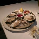 The oyster platter