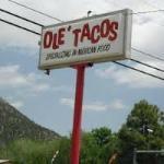 OLE Taco Foto