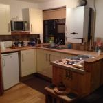 Well equipped kitchen for self catering too