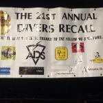 The banner for Divers Recall.