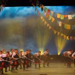 九寨溝民族文化村 歌舞ショー