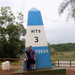 No monumento Argentino