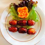 Saucisse thaï