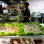 Clean food preparation