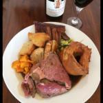 The Gladstone Arms. Sunday Roast