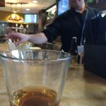 Adam  A. makes a mean one. Try the booker's bourbon