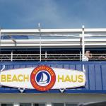 Beach Haus Sign
