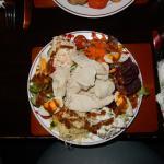 My chicken salad