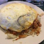 Chili Omelette