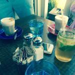 Iced Tea and drinks
