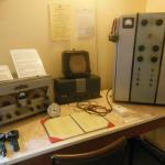 Radio Coms section, Port Albert Museum
