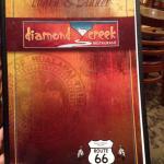 Hualapai Diamond Creek Restaurant at Hualapai Lodge!