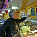 Zdravko buying ice cream