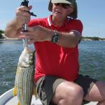 fishing trip with Kalizo guide