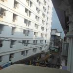 вид с окна - 3 этаж