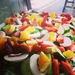 Yummy salads