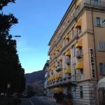Hotel vista esterna