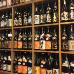 various choice of alcohol beverage