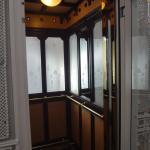 """Ascenseur """"art nouveau viennois"""""""