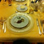 Dinner at Schonruh