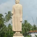 "The beautiful statue- holding upit's hand to ""block"" another Tsunami :-("