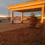 Sunrise in the AM.