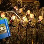 The Lodge at Winchelsea- One of our many staff trips to BattleZone Live!!