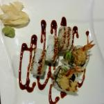 Shrimp Tempura Roll!