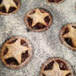 It's freezing mulled wine is warming and mince pies are ready