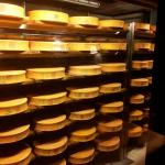 Cheese in Production