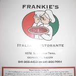Foto di Frankie's Pizza