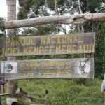 Los Fierros - Noel Kempf Naational park Amboro Tours