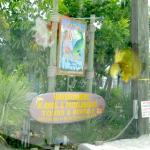 Casey Key Fish House Restaurant & Tiki Bar sign