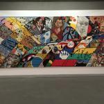 Pintura exposição Erró