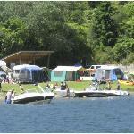 Lake Okareka Campsite 1